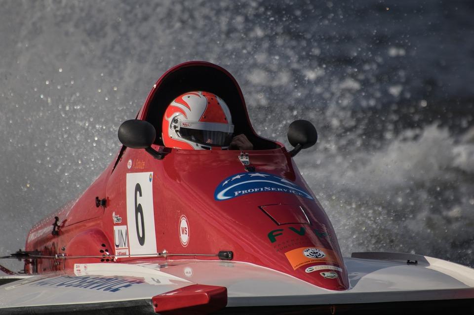 Powerboat, Racing Boat, Motor Boat Race