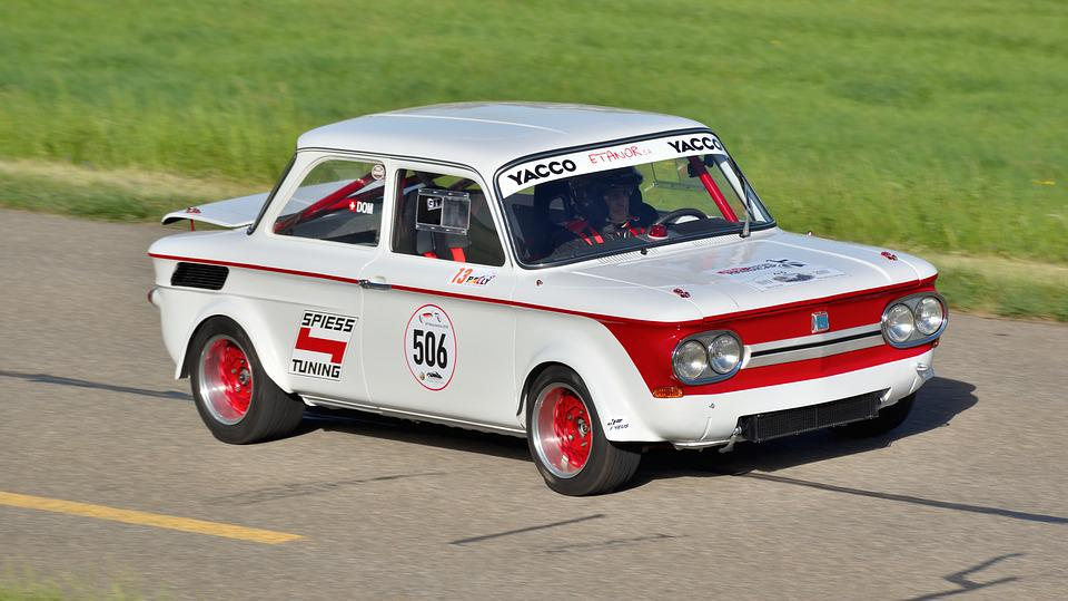 Hillclimb, Racing Car, Oldtimer, Motorsport