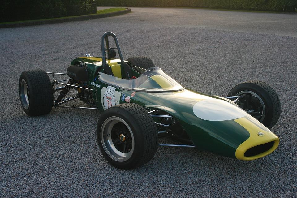 Free photo Racing Car Racing Power Speed Lotus Car Motor - Max Pixel