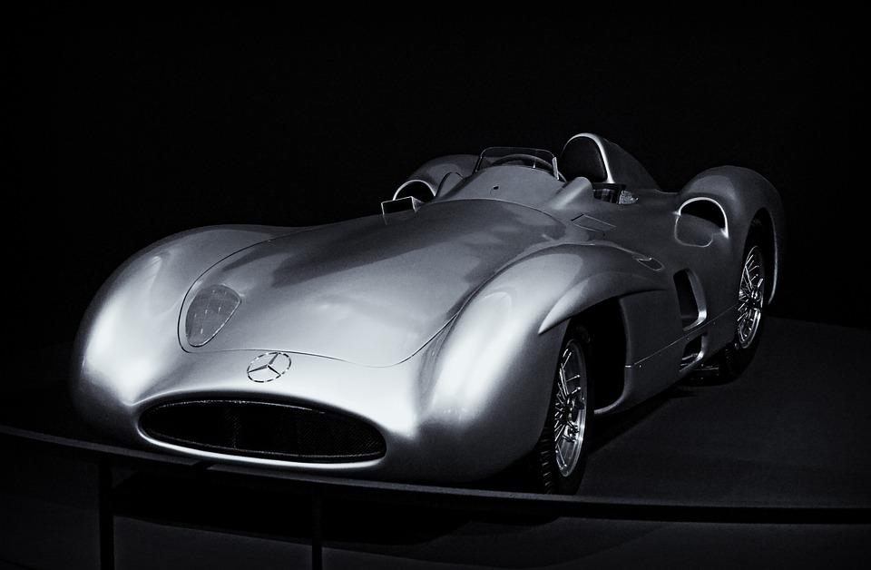 Racing Car, Classic, Automotive, Retro, Old, Speed