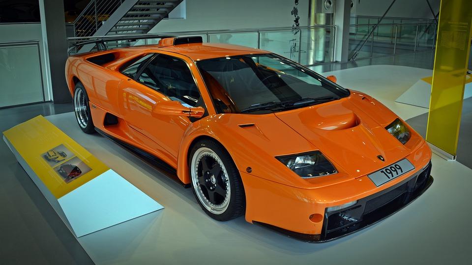 Lamborghini, Diablo Gt, Sports Car, Racing Car, Speed