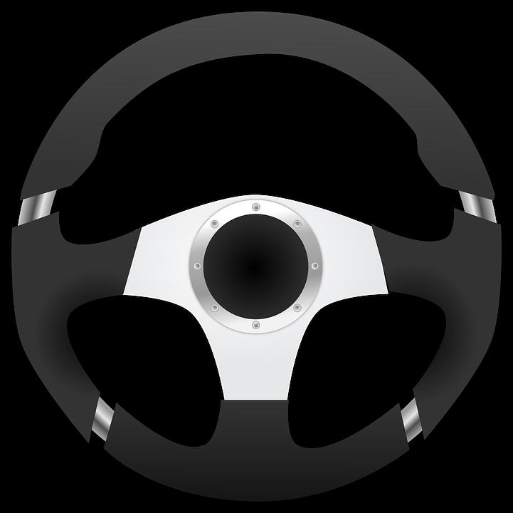 Car, Driving, Wheel, Steering Wheel, Racing Car