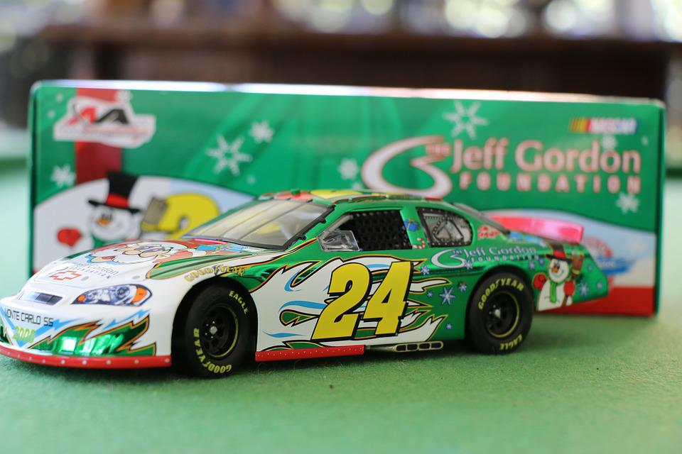 Free photo Racing Cars Toy Cars Jeff Gordon Collector Cars - Max Pixel