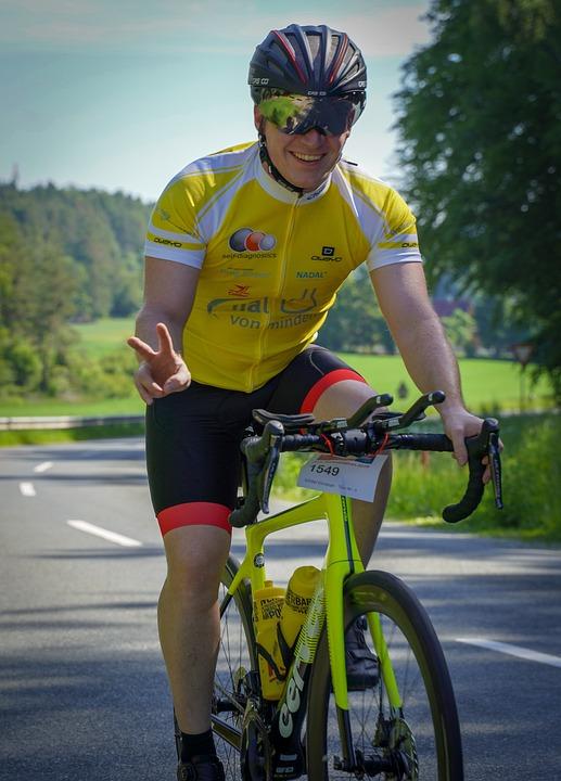 Cyclists, Racing, Road Bike, Bike, Cycling