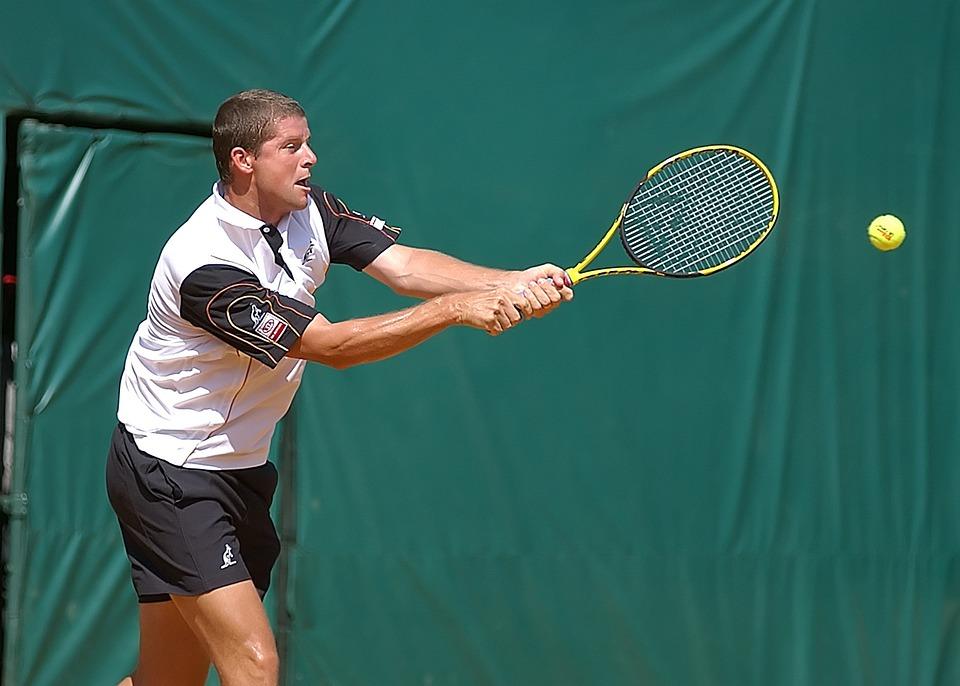 Tennis, Tennis Player, Tennis Match, Court, Racket