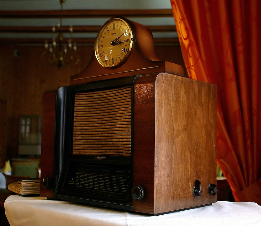 Radio, Tube Radio, Reception, Nostalgia, Radio Device
