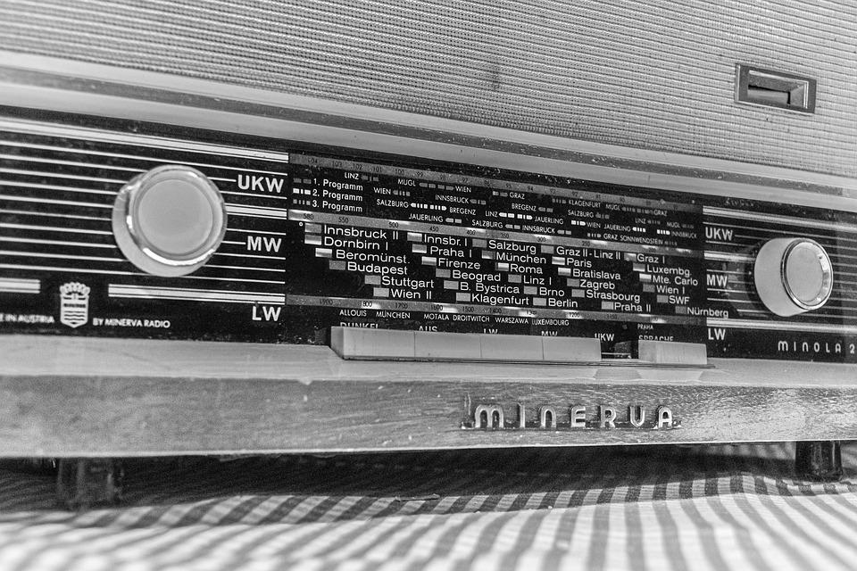 Radio, Old, Retro, Vintage, Nostalgia, Antique