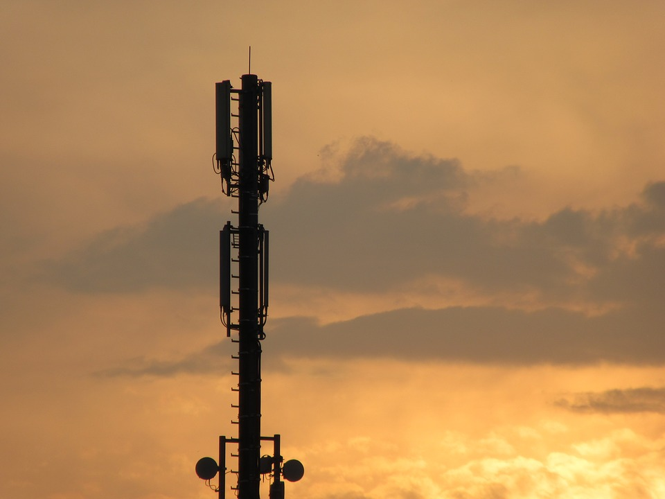 Radio Tower, Mobile, Antenna, Radio Relay