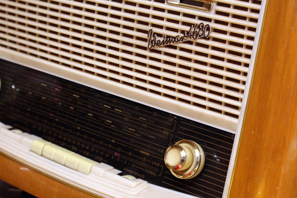 Nostalgia, Radio, Weimar4680, Old Radio, Retro, Antique