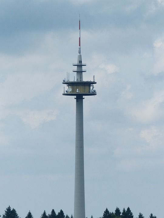 Radio Tower, Tower, German Radio Tower Gmbh