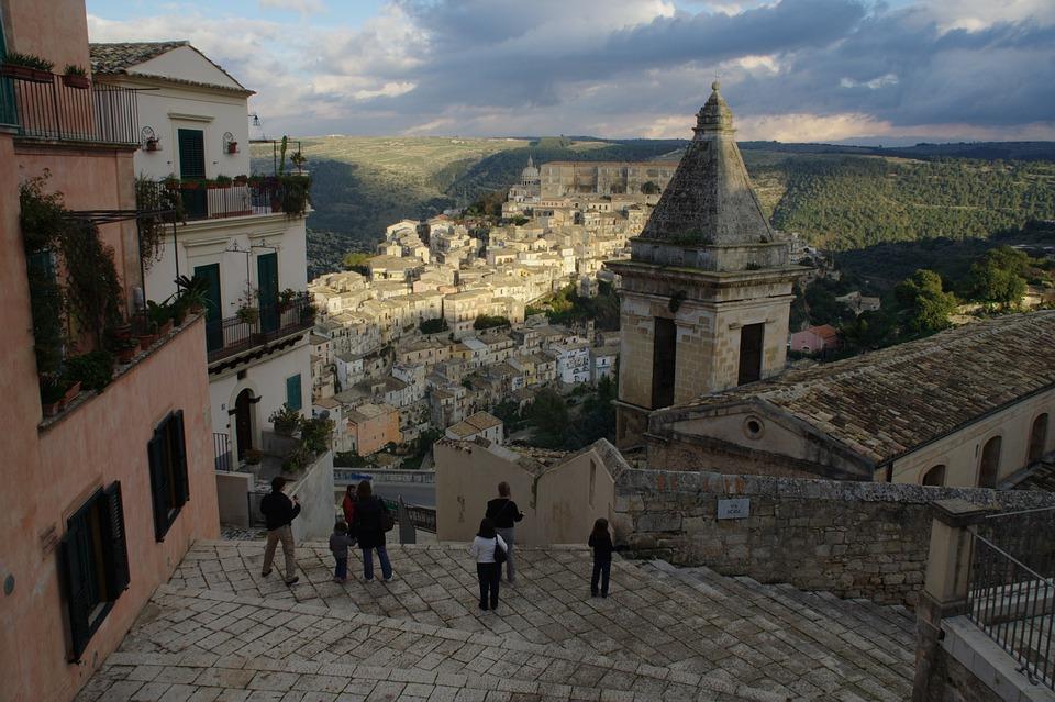 Italy, Sicily, Ragusa