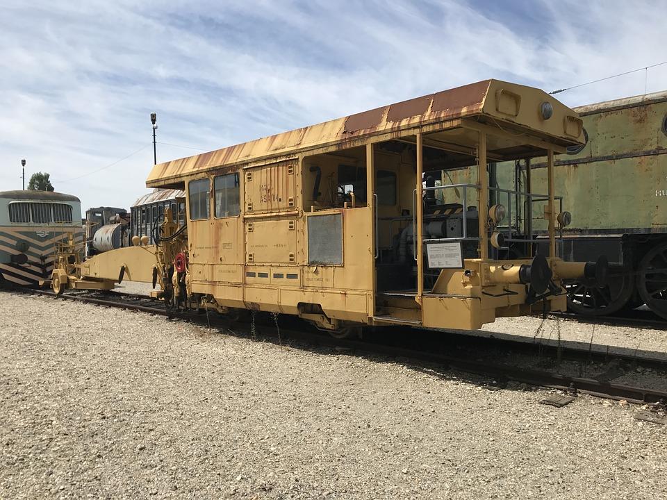 Locomotive, Rail, Railway History Park