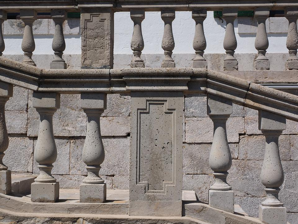 Railing, Stairs, Rise, Emergence, Treppengeländer