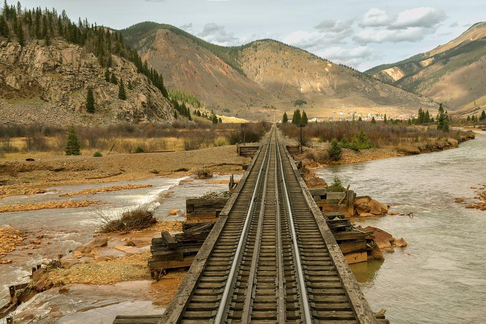 Train, Railroad, Narrow Guage, Scenic Railroad