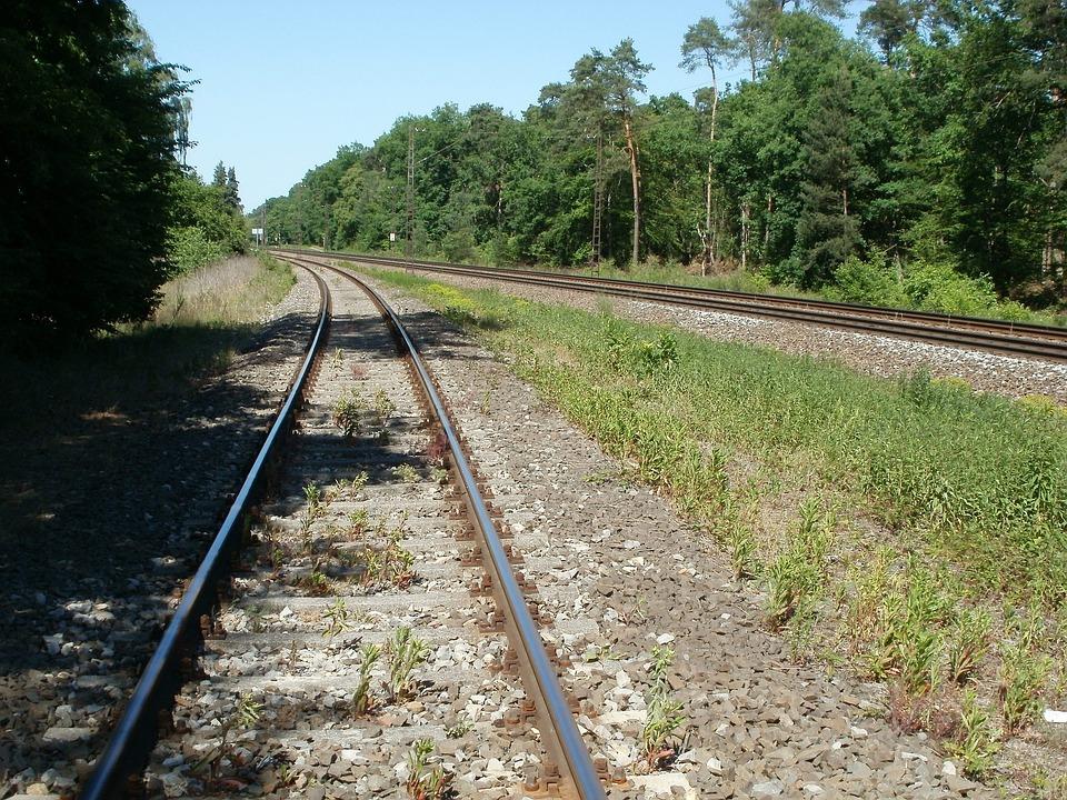 Railway, Train, Transportation, Travel, Railroad