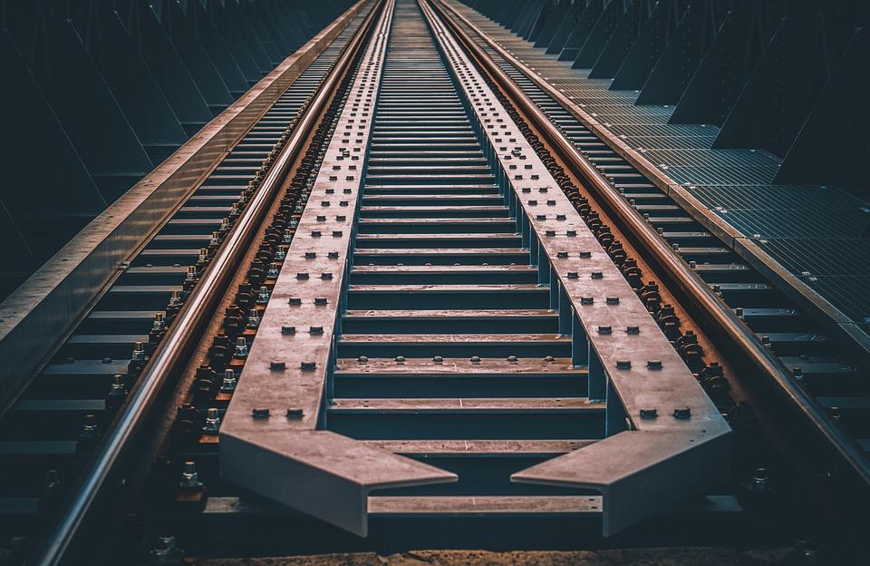 Railway, Rails, Track, Route, Track Bed, Railroad Track