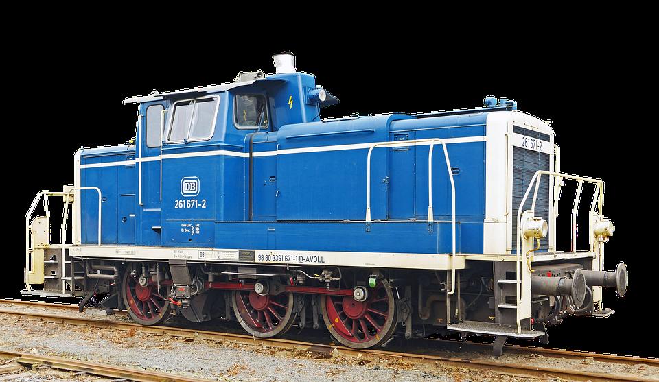 Diesel Locomotive, V60, V 60, Railway Enthusiasts, Db