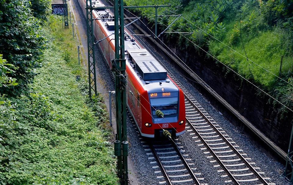 Train, Gleise, Railway Line, Railway Tracks, Transport