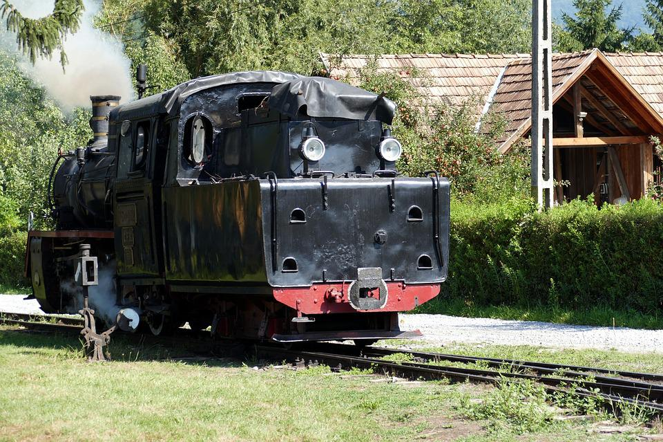 Railway, Steam Locomotive, Nostalgia, Locomotive