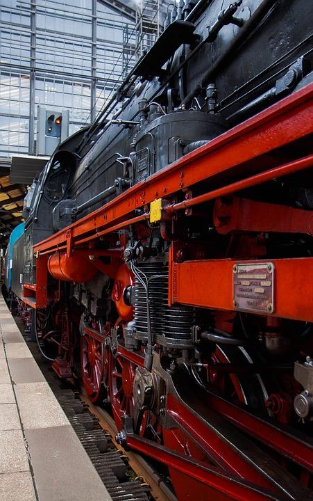 Traffic, Rail, Blackjack, 503708, Railway