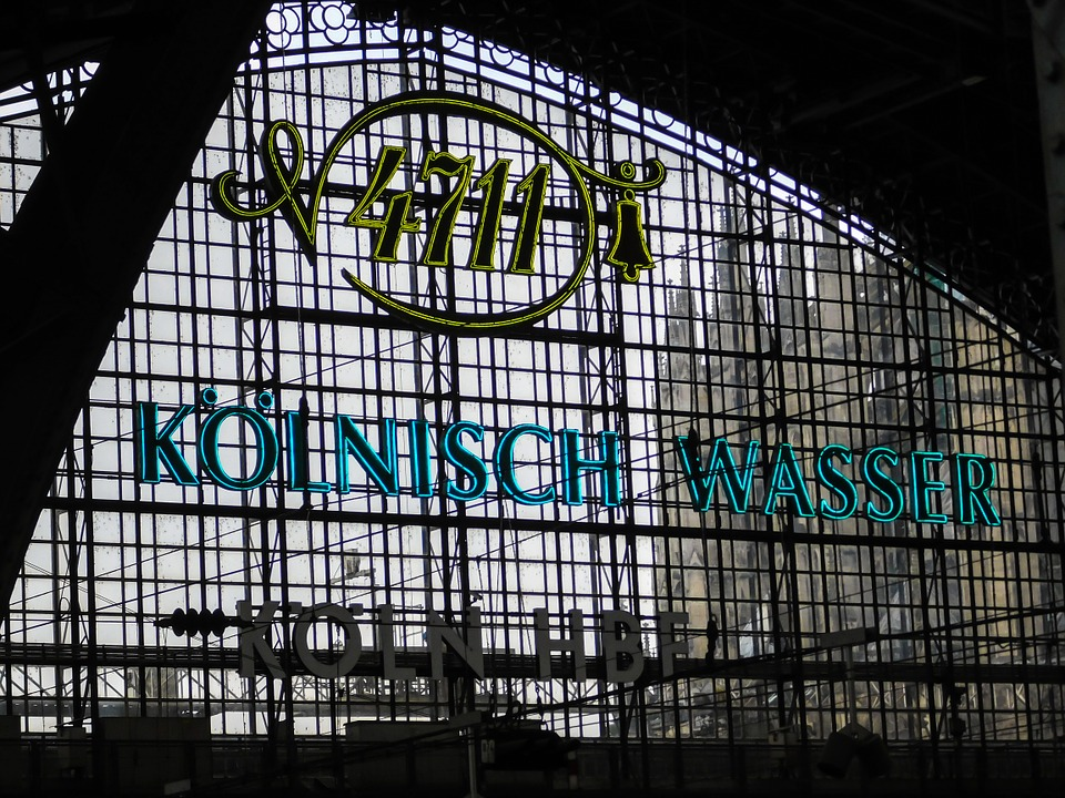 Railway Station, Cologne, Central Station