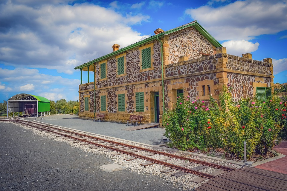 Railway Museum, Railway Station, Old, Locomotive
