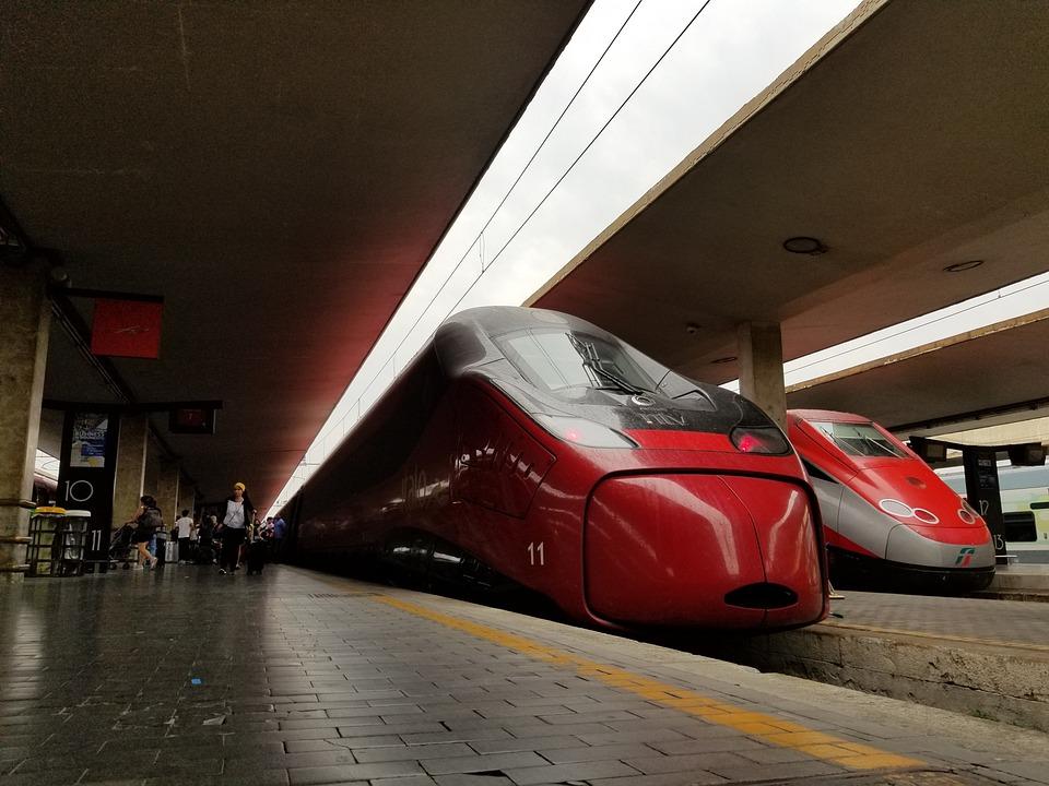 Train, Travel, Railway, Transport, Station, Railroad