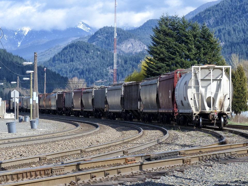 Train, Railway, Tracks, Transportation, Traffic
