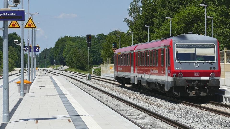 Transport System, Train, Railway