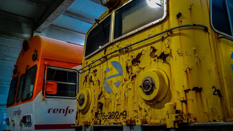 Train, Transport, Travel, Railway, Old, Engine, Vehicle