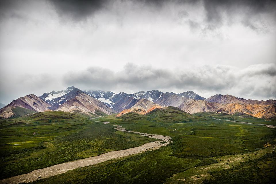 Clouds, Storm, Alaska, Rain, Dramatic, Storm Clouds