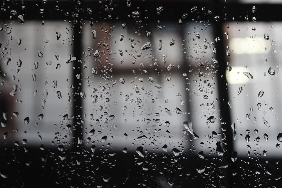 free photo rain istanbul drop glass turkey background
