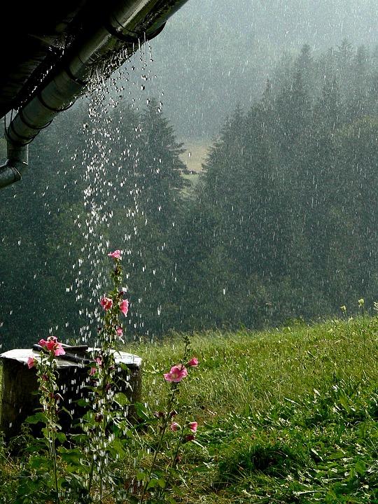 Mountains, The Downpour, Rain, Mersa Matruh