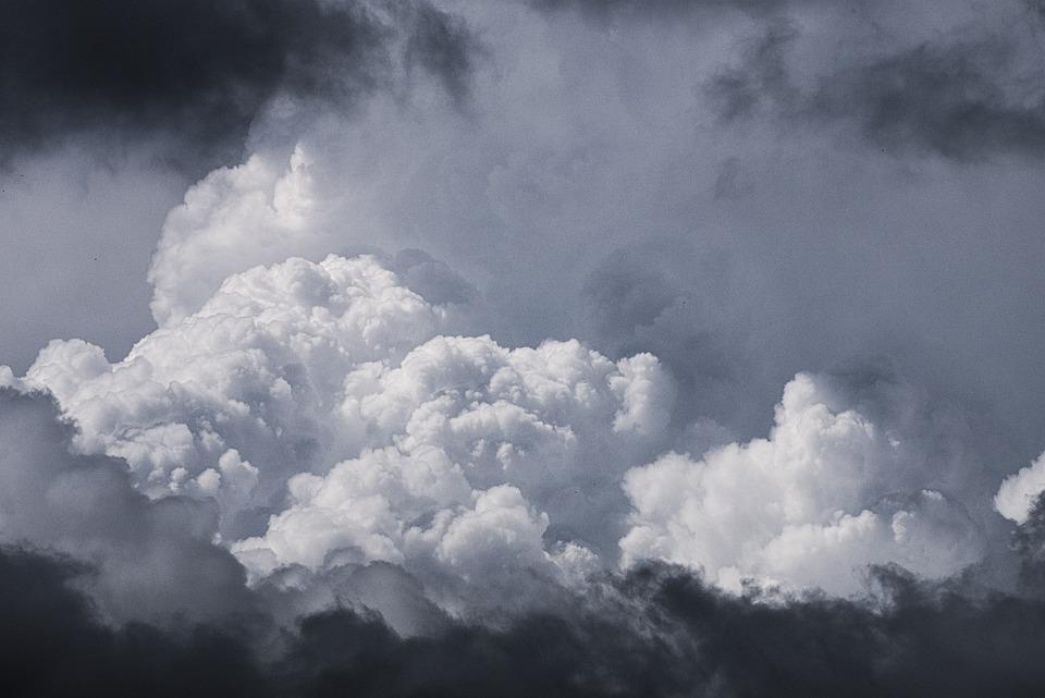 Clouds, Storm, Rain, Weather, Cloudy, Cumuliforme