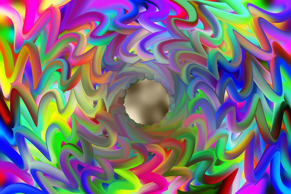 Background, Rainbow, Plasma, Neon, Graphic, Shining