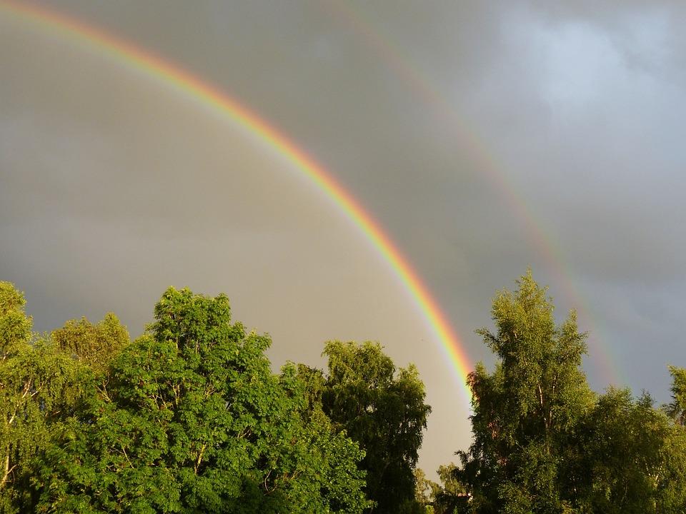 Weather, Rainbow, Mood, Nature, Sky, Natural Phenomenon