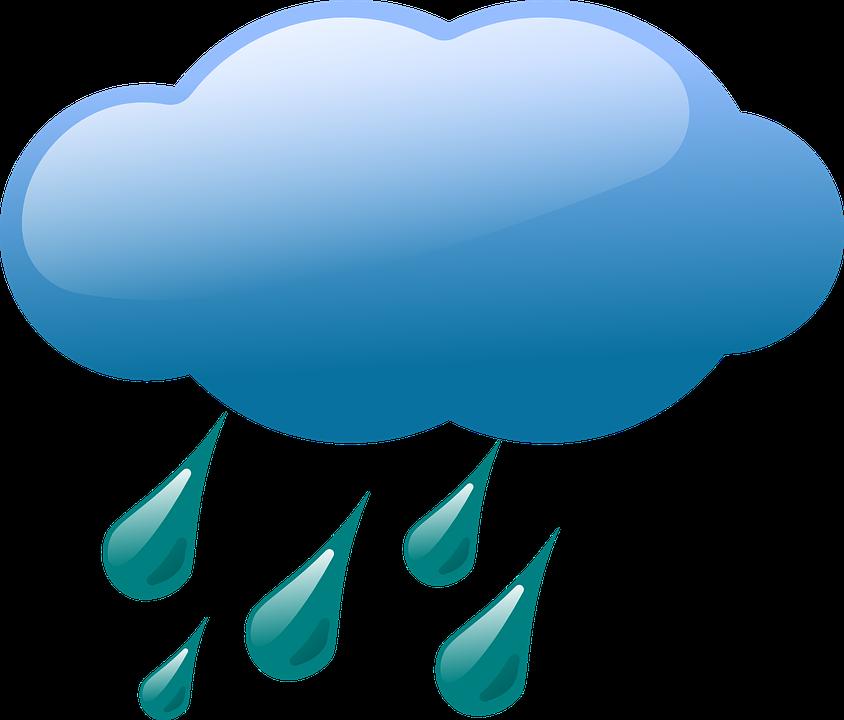 Cloud, Weather, Rain, Rainfall, Rainclouds, Raincloud