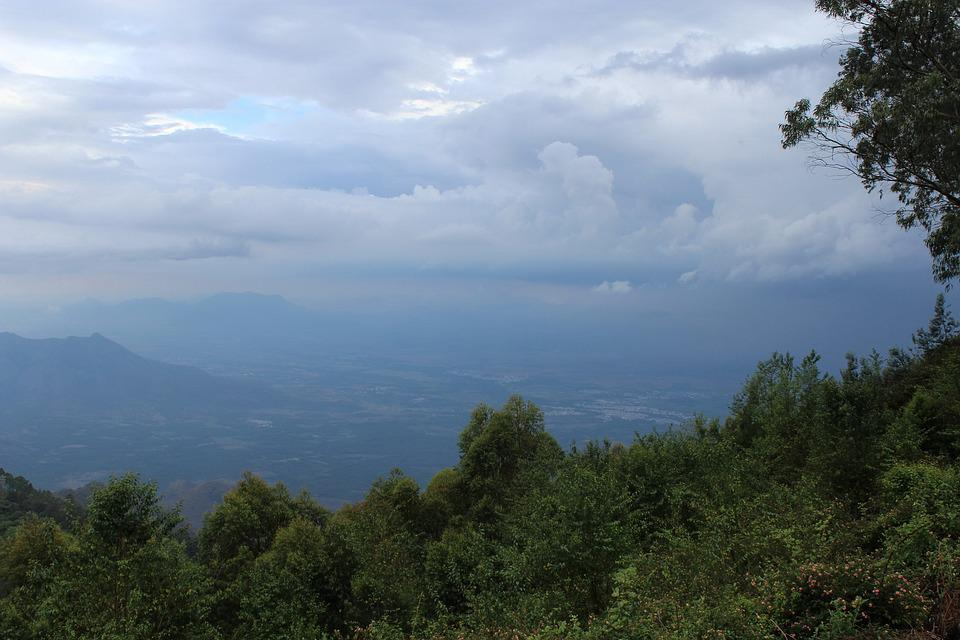Rainy, Dense, Clouds