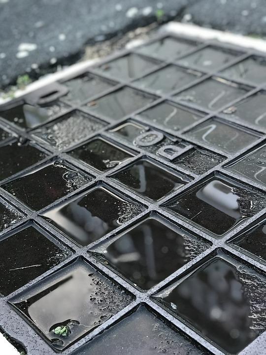 Wet, Drain, Rain, Rainy, Drainage, Weather, Grate