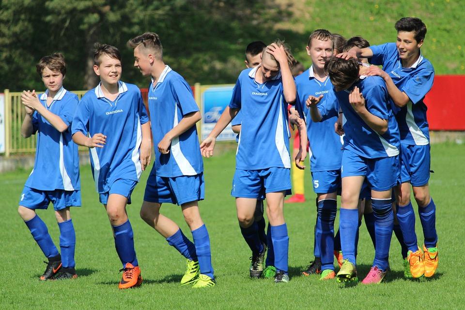 Football, Pupils, U15, Banová, Rajec, Slovakia, Match