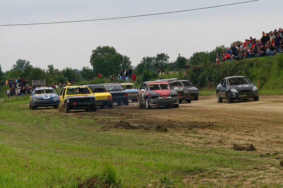 Rally, Autocross, Cross, Race, Racing, Auto, Vehicle