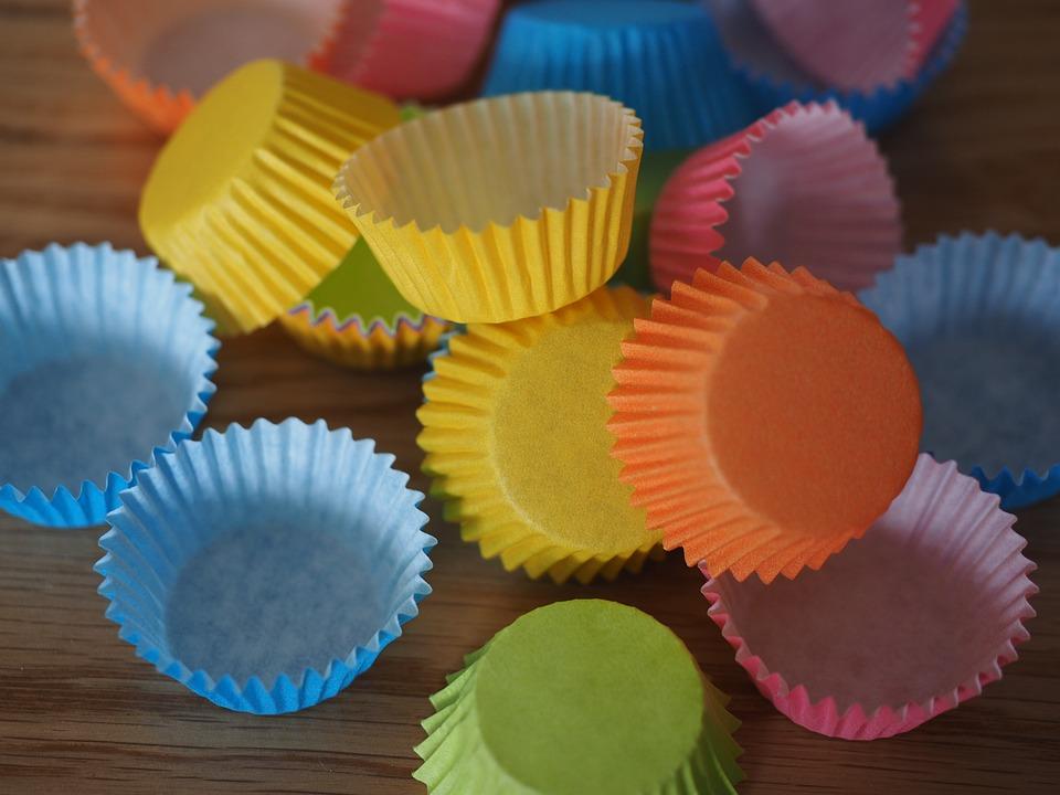 Muffin Cups, Paper Cups, Ramekins, Bowls, Bake