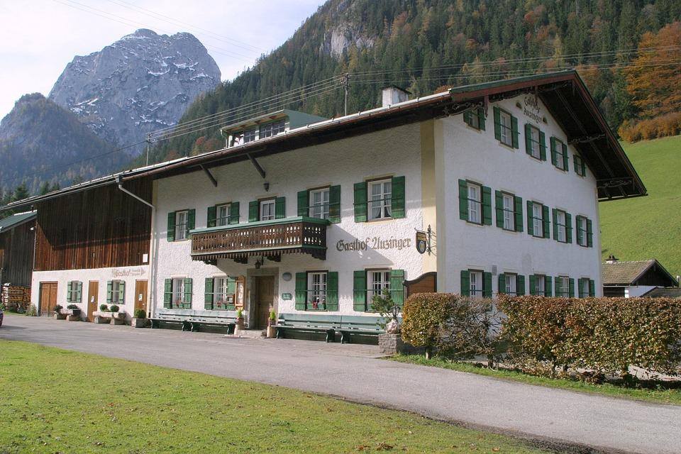 Landgasthof, Gasthof Estifanos Abraham, Ramsau