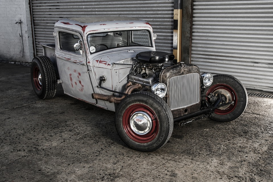 Free photo Rat Rod Vehicle Custom Fast Car Transport Hot Rod - Max Pixel