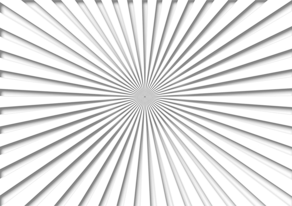 Lines, Background, Rays, Abstract, Design, Pattern