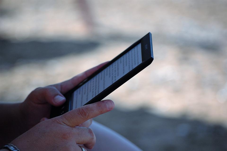 Read, Ebook, Education, Hand, Book, Portable, Tablet