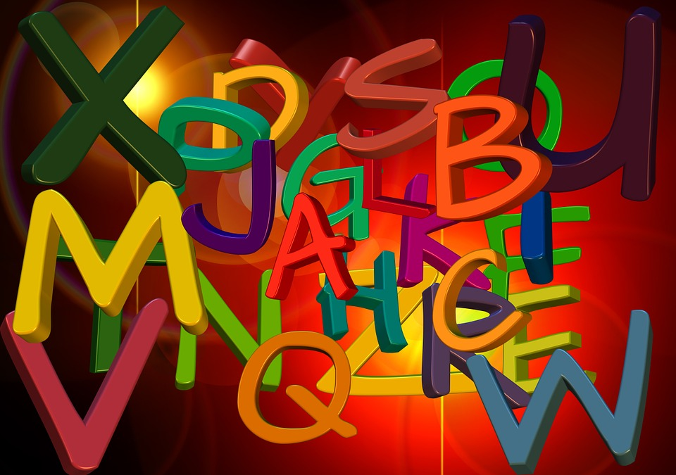 Abc, Alphabet, Letters, Read, Learn, Literacy