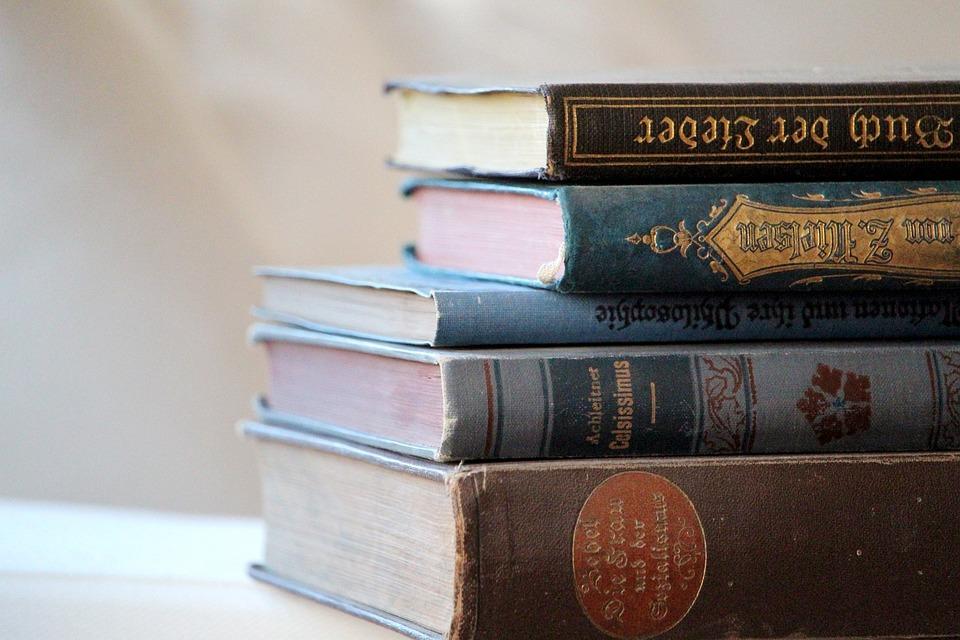 Books, Read, Education, Antiquariat, Literature