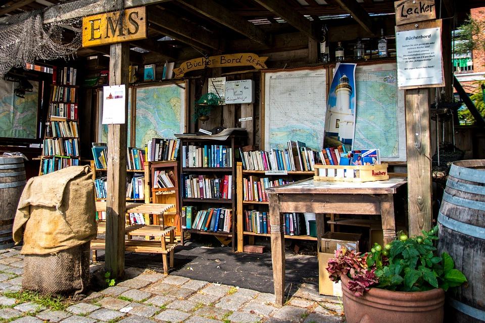 Book, Books, Old, Read, Literature, Open, Antiquarian