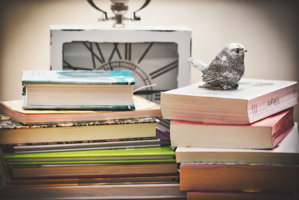 Books, Book Stack, Time, Read, Literature, Stacked